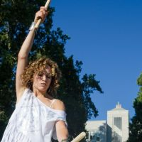 Tina Banchero, Dance Brigade Dancer, DMT Program & Grrrl Brigade Developer, Moves to Los Angeles